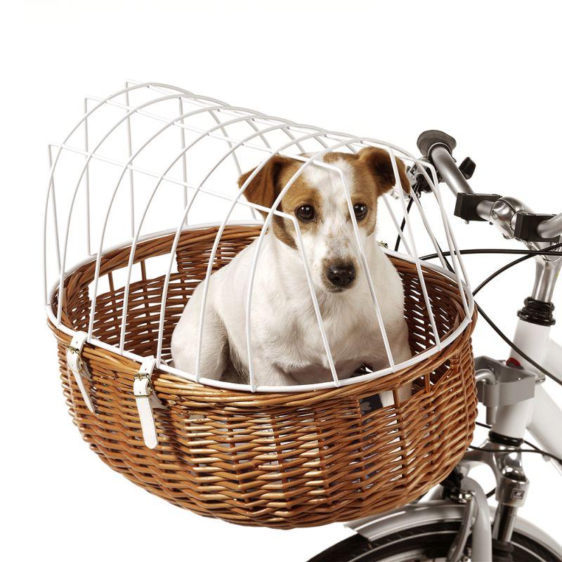Aumüller cykelkorg med skyddsgaller