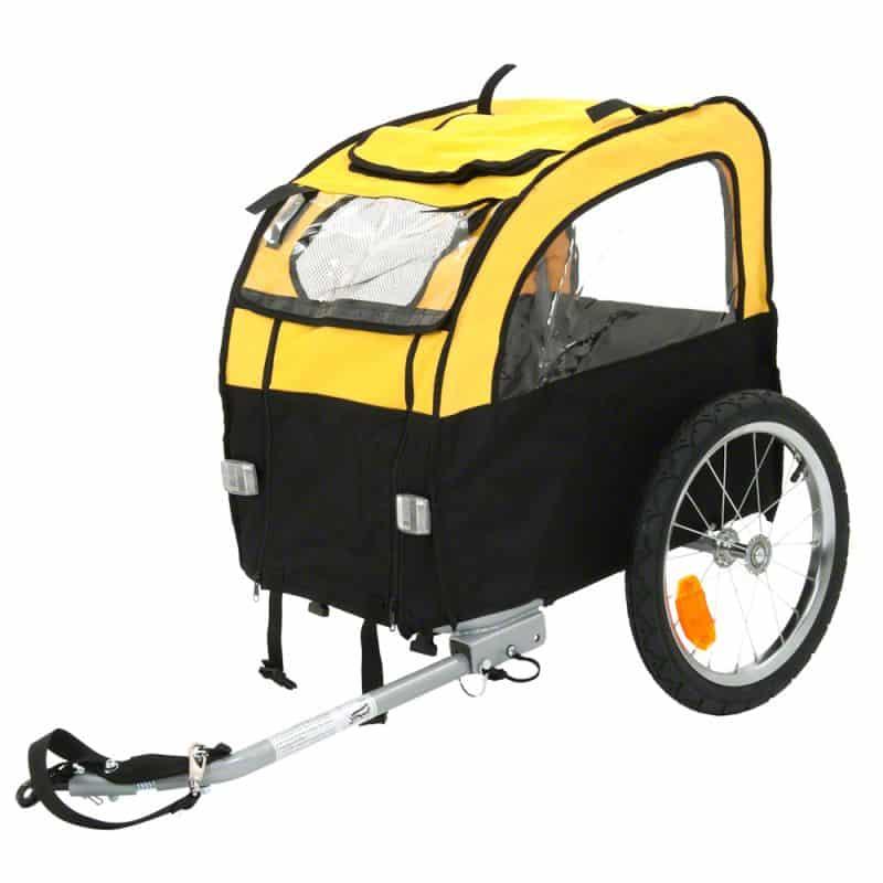 Mini Bee cykelvagn för hund