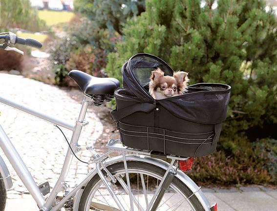 Trixie cykelkorg för pakethållare med nät
